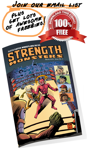 Free Download Strength Monsters Issue One